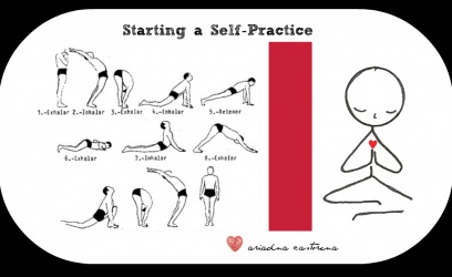 Starting a Self-Practice
