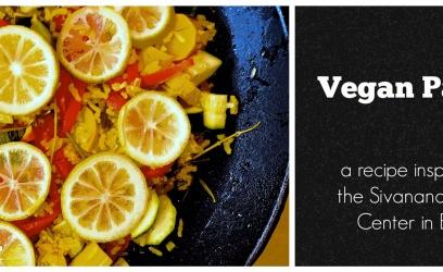 Vegan paella: a simple recipe